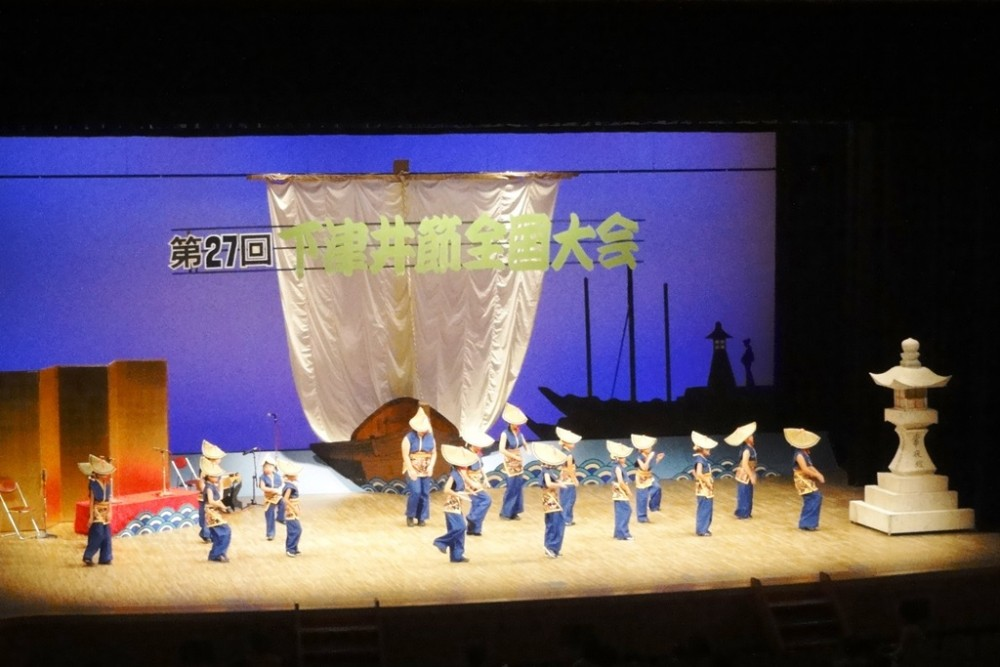 第33回下津井節全国大会の写真3
