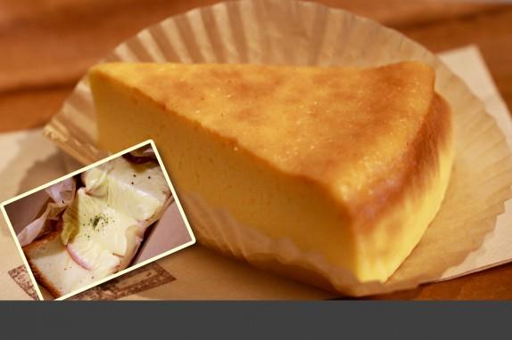 美観地区からも倉敷駅からも歩いていける自家焙煎珈琲店です。テイクアウトもOKです! 人気の自家製チーズケーキやとろ〜りとしたチーズが魅力のクロックムッシュは珈琲ともよく合います。