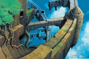「倉敷市」50周年記念事業 山本二三展-天空の城ラピュタ・火垂るの墓・もののけ姫・時をかける少女-