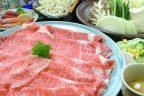 九州産のお肉をしゃぶしゃぶで