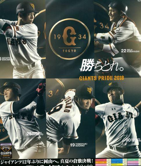 2018セントラル・リーグ公式戦 【巨人×東京ヤクルト】の写真1