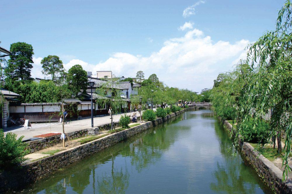 倉敷市内の観光地の状況等についての写真1