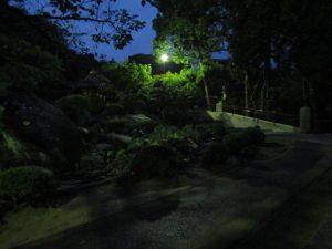 円通寺でお月見2018