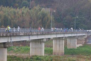 ツーデーマーチ 復興応援 吉備真備コース 30km