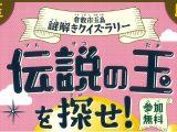 玉島謎解きクイズラリー「伝説の玉を探せ!」の写真1