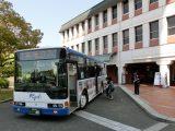【中止】倉敷市役所~美観地区間の無料シャトルバスの写真1