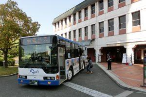 【中止】倉敷市役所~美観地区間の無料シャトルバス