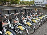 倉敷市中心市街地シェアサイクル導入促進事業の実施(試行)についての写真1