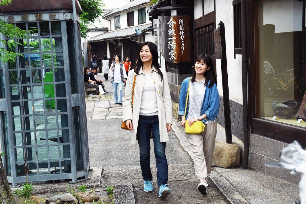 岡山県を舞台にした映画「しあわせのマスカット」が公開されました!の写真2