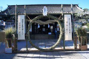 阿智神社 夏越大祓式 in 2021